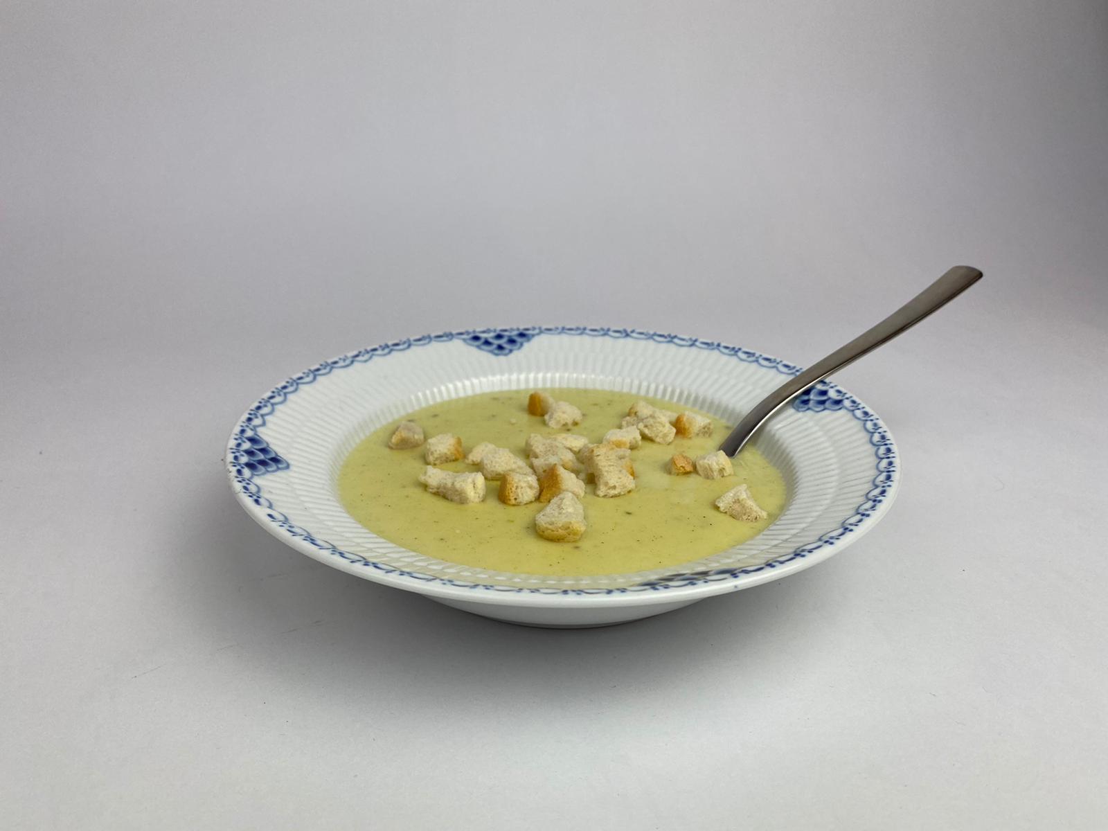 Urli's Zucchini-Cremesuppe