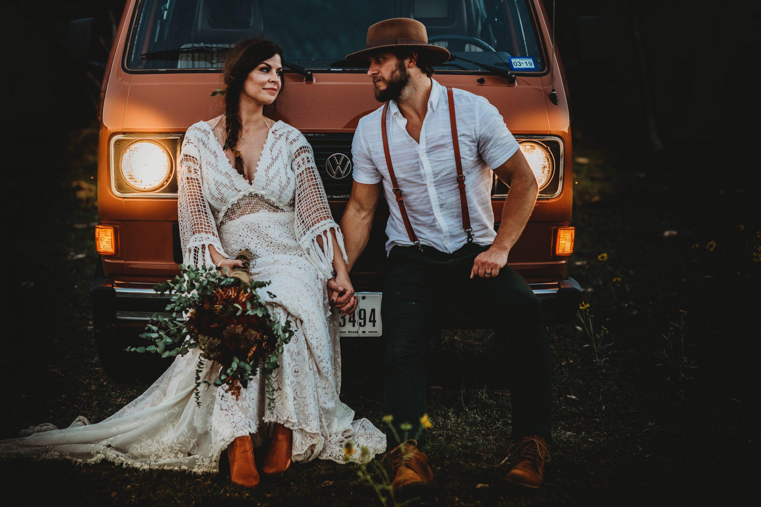 Elopement – Trend von der Hochzeit zu Zweit